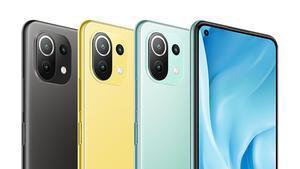 Xiaomi Mi 11 Lite 5G.