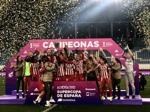 L'Atlètic guanya la Supercopa femenina
