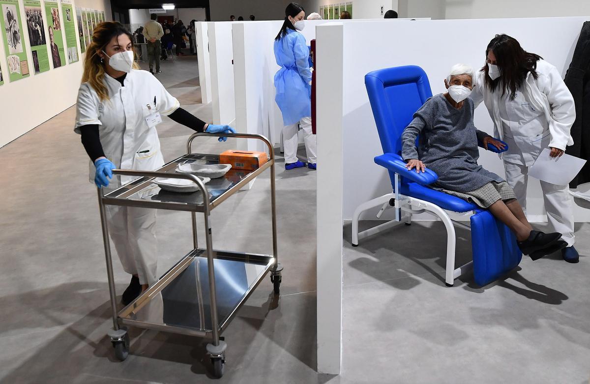 Els laboratoris Rovi fabricaran les vacunes de Moderna a Granada