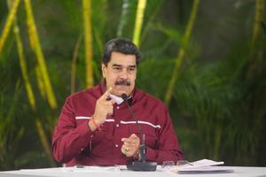 Nicolás Maduro busca dialogar con la administración de Biden.