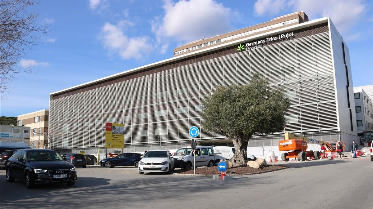 El Hospital de Can Ruti, en Badalona (Barcelona).