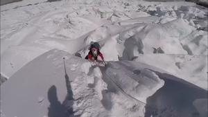 Sergi Mingote prepara l'atac al cim de l'Everest