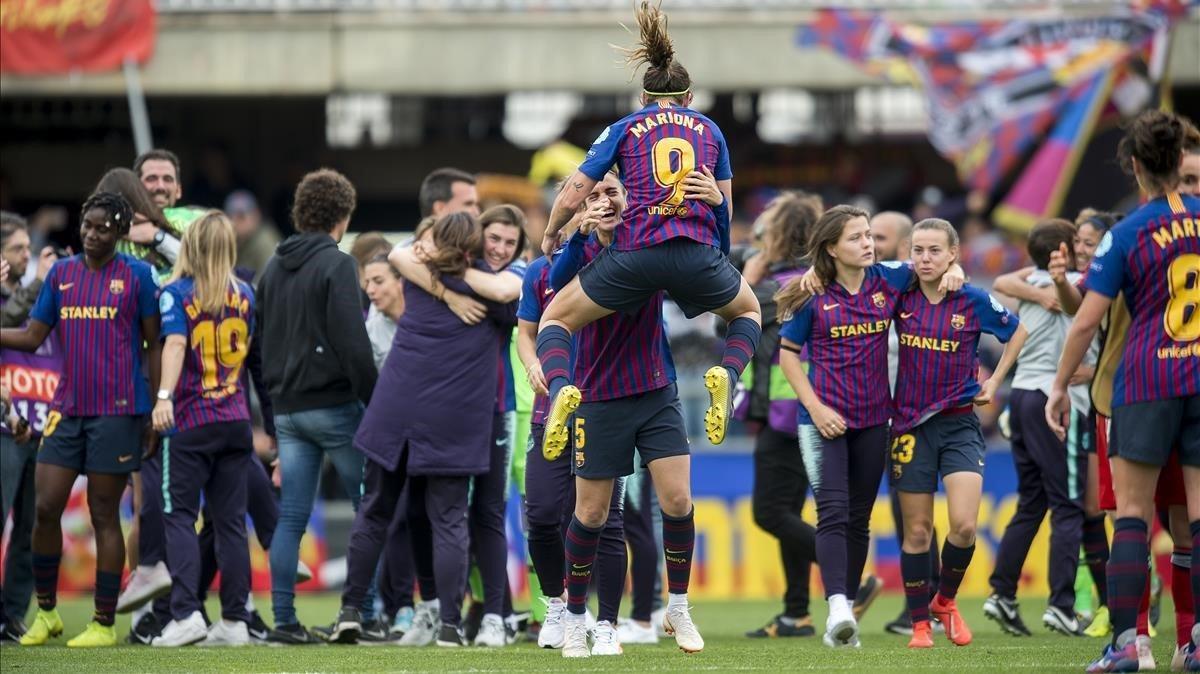 Barcelona - Lió: Horari i on veure a TV la final de Champions femenina