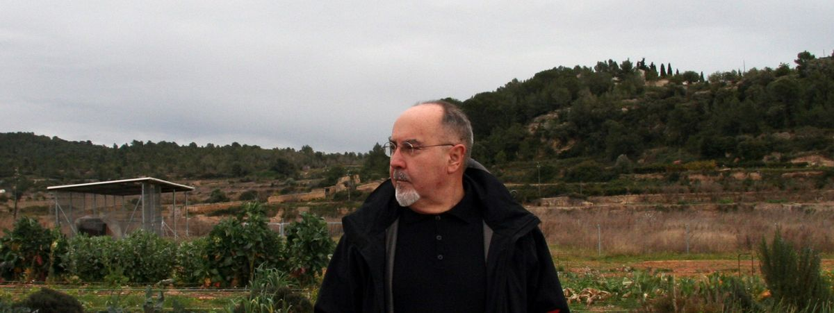 El director de cine J. J. Bigas Luna.