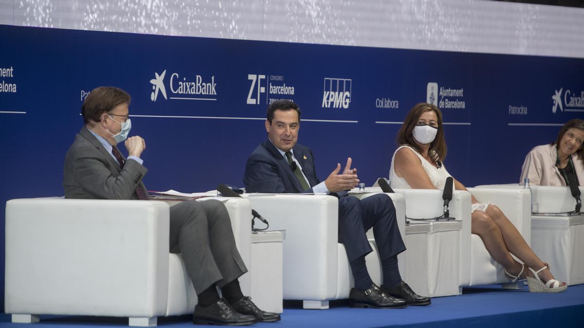 Barons del PSOE i el PP s'uneixen contra el centralisme