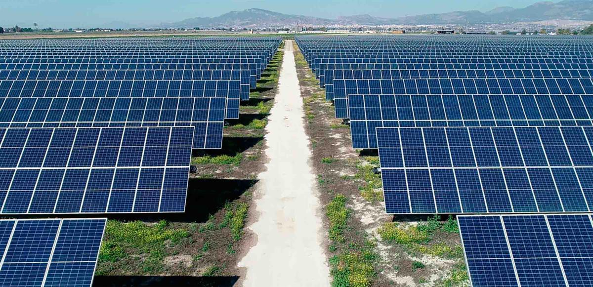 La agrivoltaica permite la convivencia entre la producción de energía fotovoltaica y el desarrollo de los cultivos