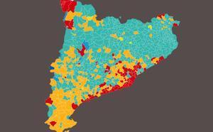 Les tres Catalunyes que deixen les eleccions del 14-F