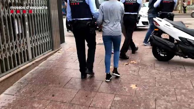 Cae un clan familiar en Barcelona que asaltaba a personas mayores