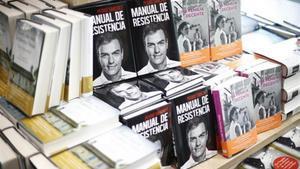 Manual de Resistencia, el libro de Pedro Sánchez.