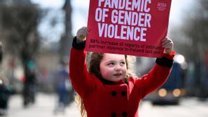 Protesta por la falta de seguridad en las calles de Londres
