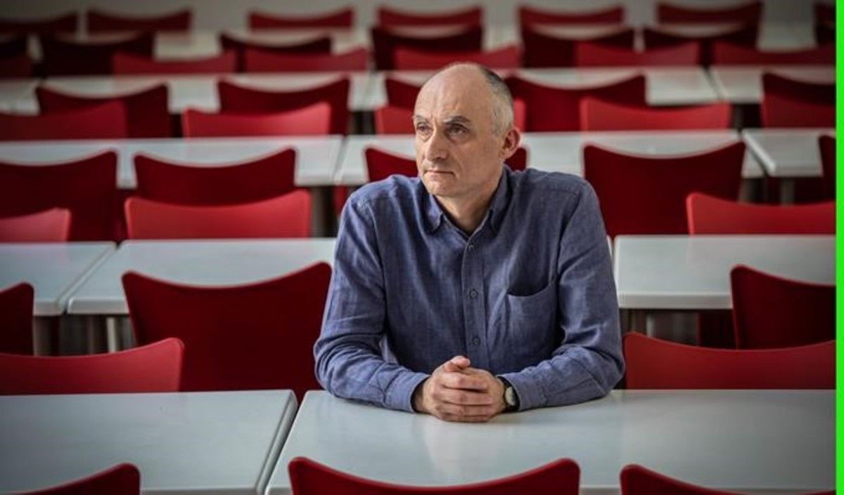 Josep Maria Esquirol: «L'únic ideal polític és la fraternitat»