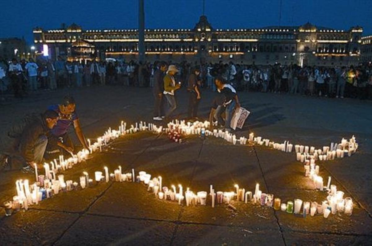 Protesta contra les corrides a Mèxic D. F.