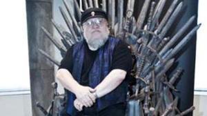 El escritor George RR Martin, autor de la novela 'Nightflyers' y de la saga 'Juego de tronos'.