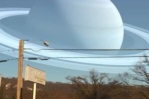 Així es veurien des de la Terra els planetes si estiguessin a la distància de la Lluna