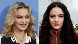 Madonna es declara fan de Rosalía
