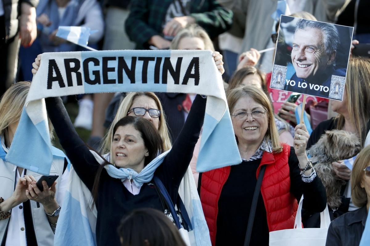 Las elecciones presidenciales de Argentina de 2019 se llevarán a cabo el 27 de octubre.