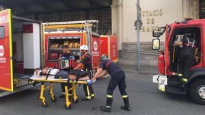 Incidente en Toledo