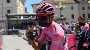 Giro d'Itàlia 2021: Bernal entra al seu territori