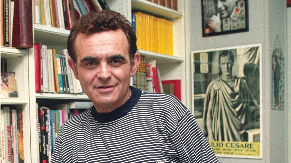 Terenci Moix, en 1992.