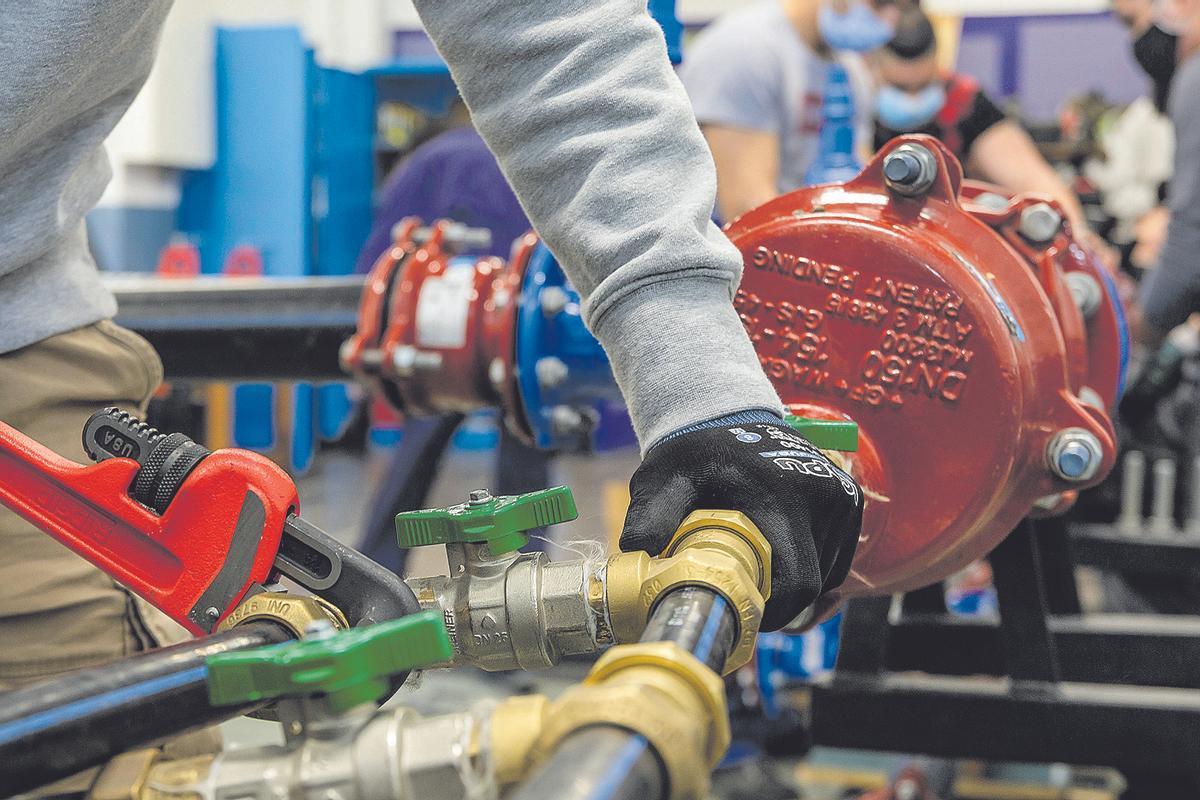La FP Dual del agua: formación para un empleo de calidad
