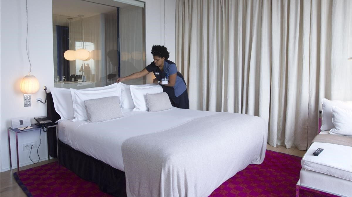 "Un sello de calidad identificará a aquellos hoteles ""responsables"" en materia laboral"