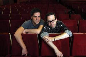Ernesto Sevilla y Joaquín Reyes, en una foto de archivo