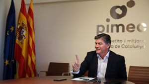 Entrevista con Antoni cañete, Presidente de la PIMEC