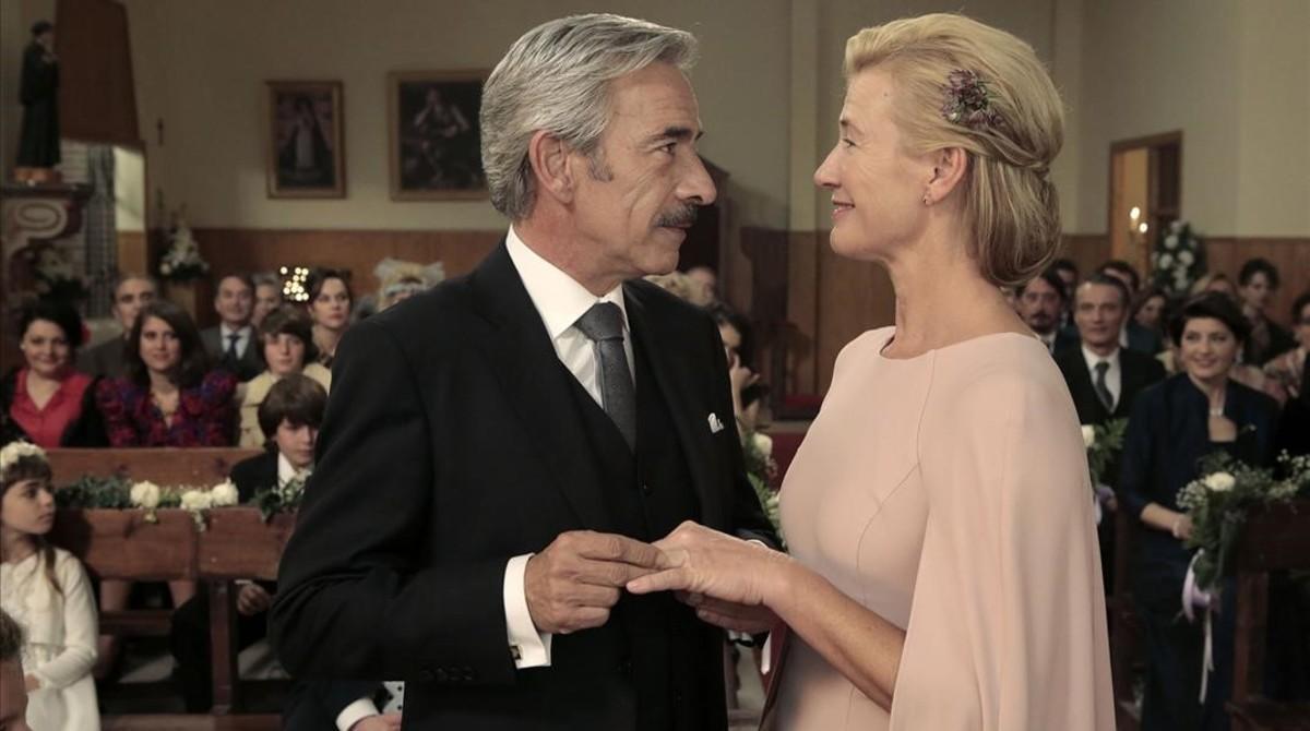 La popularidad de Imanol Arias y Ana Duato cae en picado tras aparecer en los papeles de Panamá.