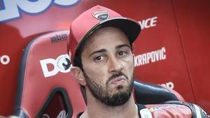 El italiano Andrea Dovizioso (Ducati) reconoce que nadie tiene la situación, en MotoGP, bajo control.