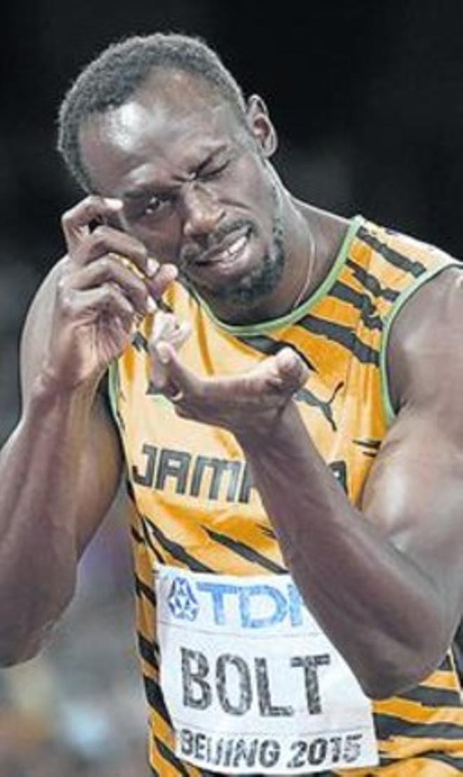 Bolt, el último fulgor del 'Rayo'