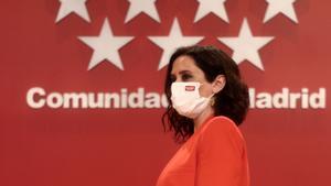 Ayuso: España me debe una, hemos sacado a Pablo Iglesias de la Moncloa.
