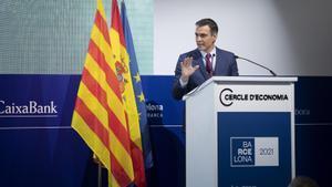 Sánchez defensa que els indults seran bons per a l'economia