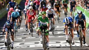 Cortina planta cara a un Cavendish de rècord en el Tour de França