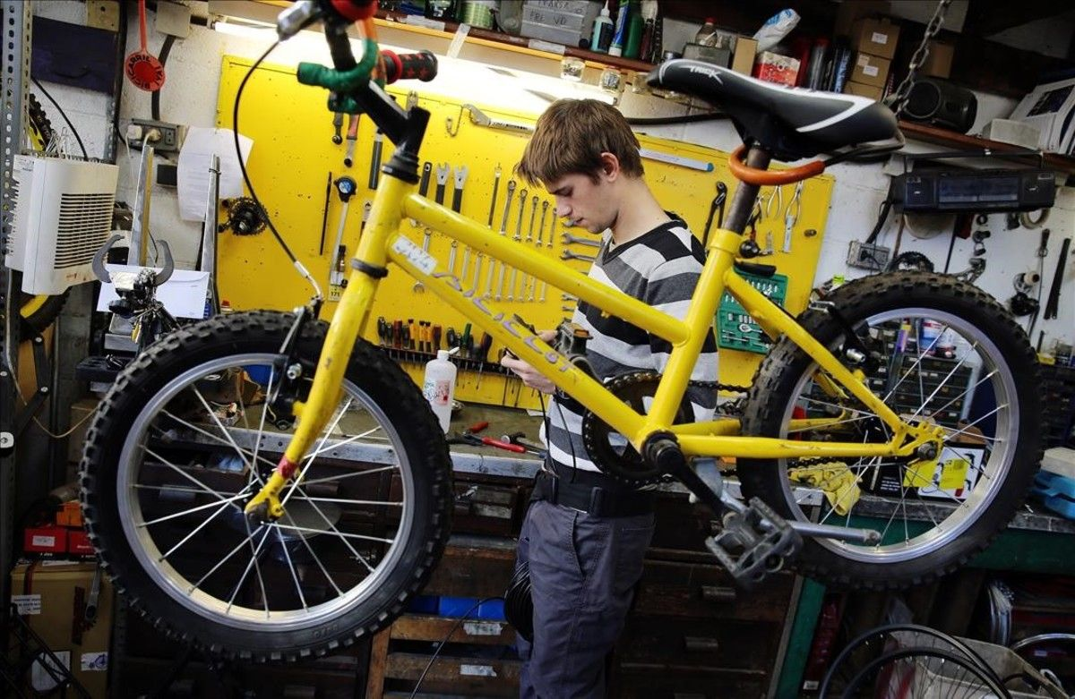 Biciclot, los visionarios de la bici