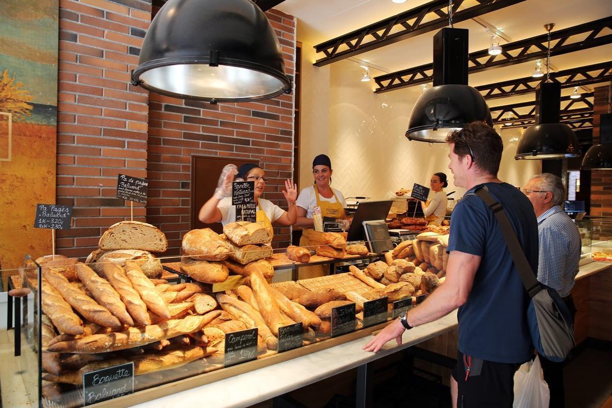 Sancionado un hombre de Guadalajara que fue a Madrid para comprar pan
