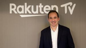 Jacinto Roca, consejero delegado de Rakuten TV.