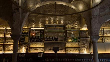 Las Obras De Un Bar En Sevilla Sacan A La Luz Unos Baños árabes Del Siglo Xii