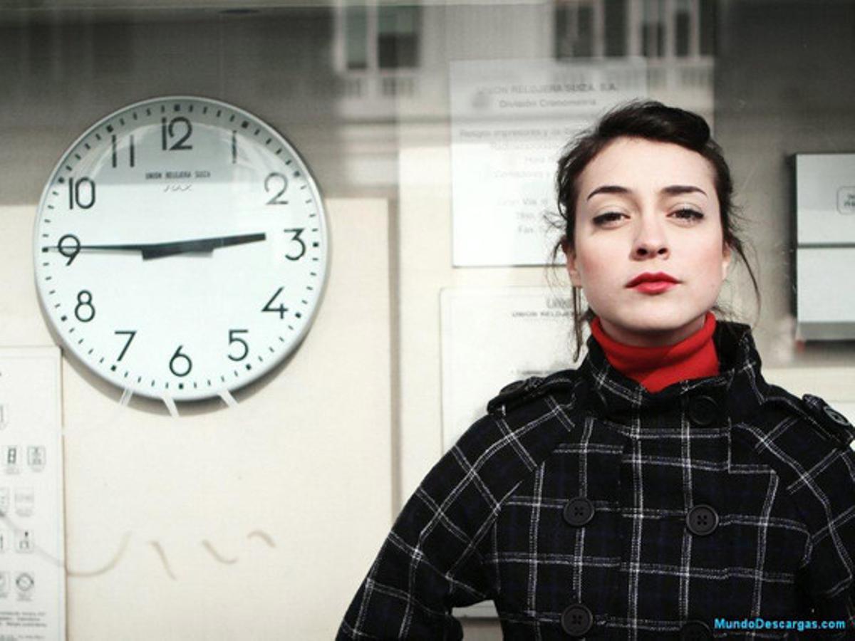 Lourdes Hernández, la cantante de Russian Red que ha generado la polémica en Twitter.