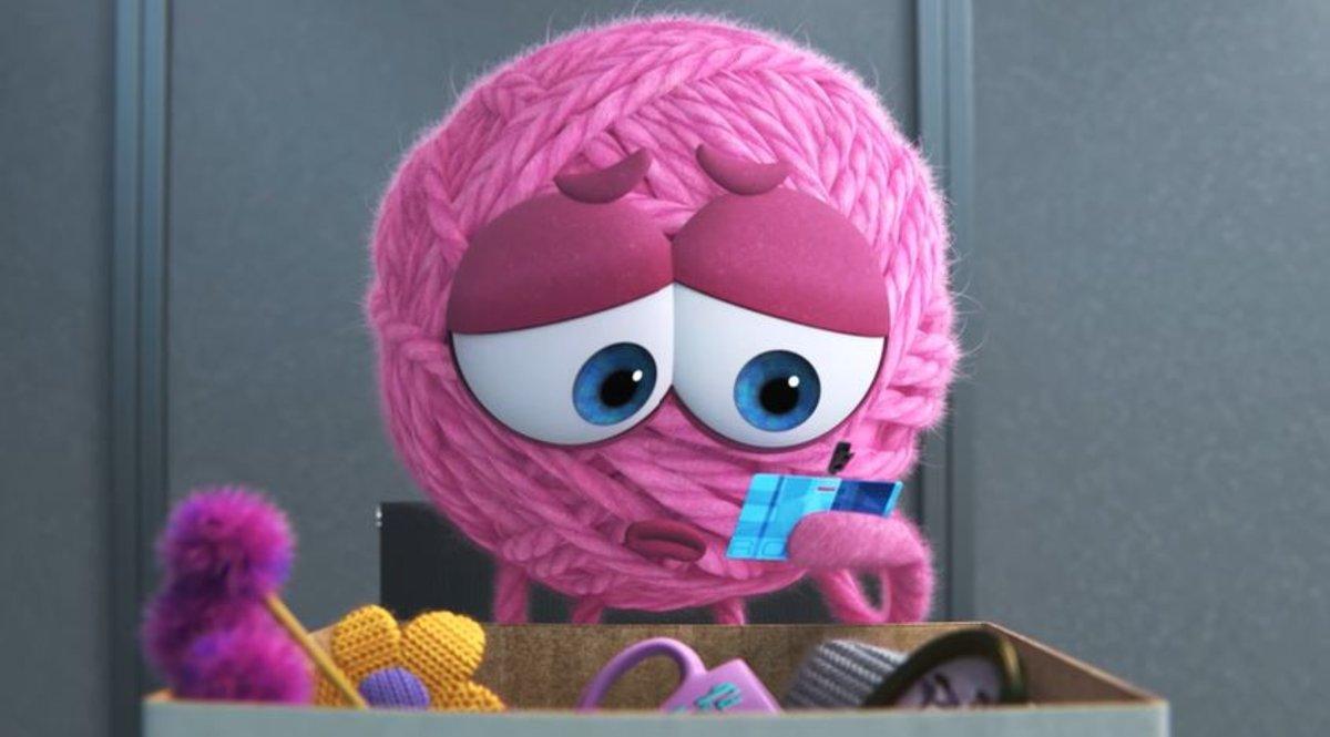 'Purl', el corto de Pixar contra el machismo y la discriminación en el trabajo