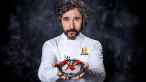Diego Guerrero recrea 'L'últim sopar' «més simbòlic» per a Canal Història