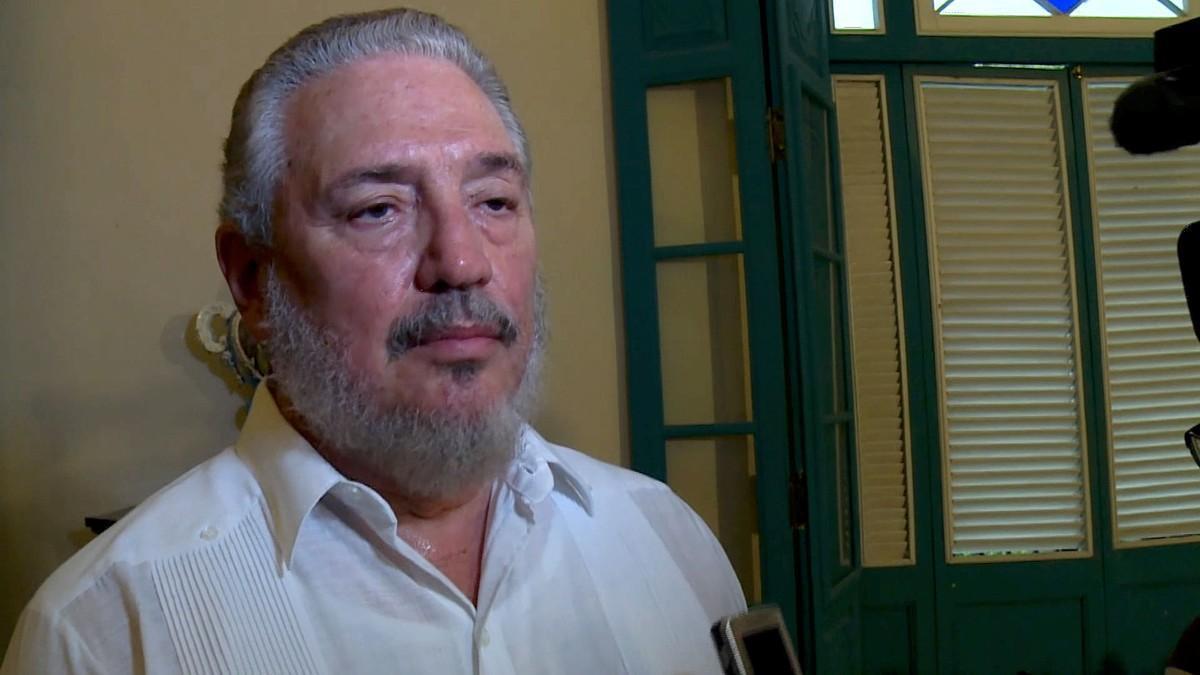 Fidel Castro Díaz-Balart, 'Fidelito', en una imagen de junio del 2016.