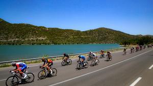 Valverde, un home a la fuga pel Tour