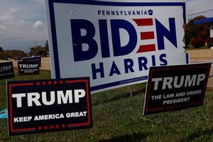 Las elecciones en Estados Unidos se celebrarán el próximo 3 de noviembre.
