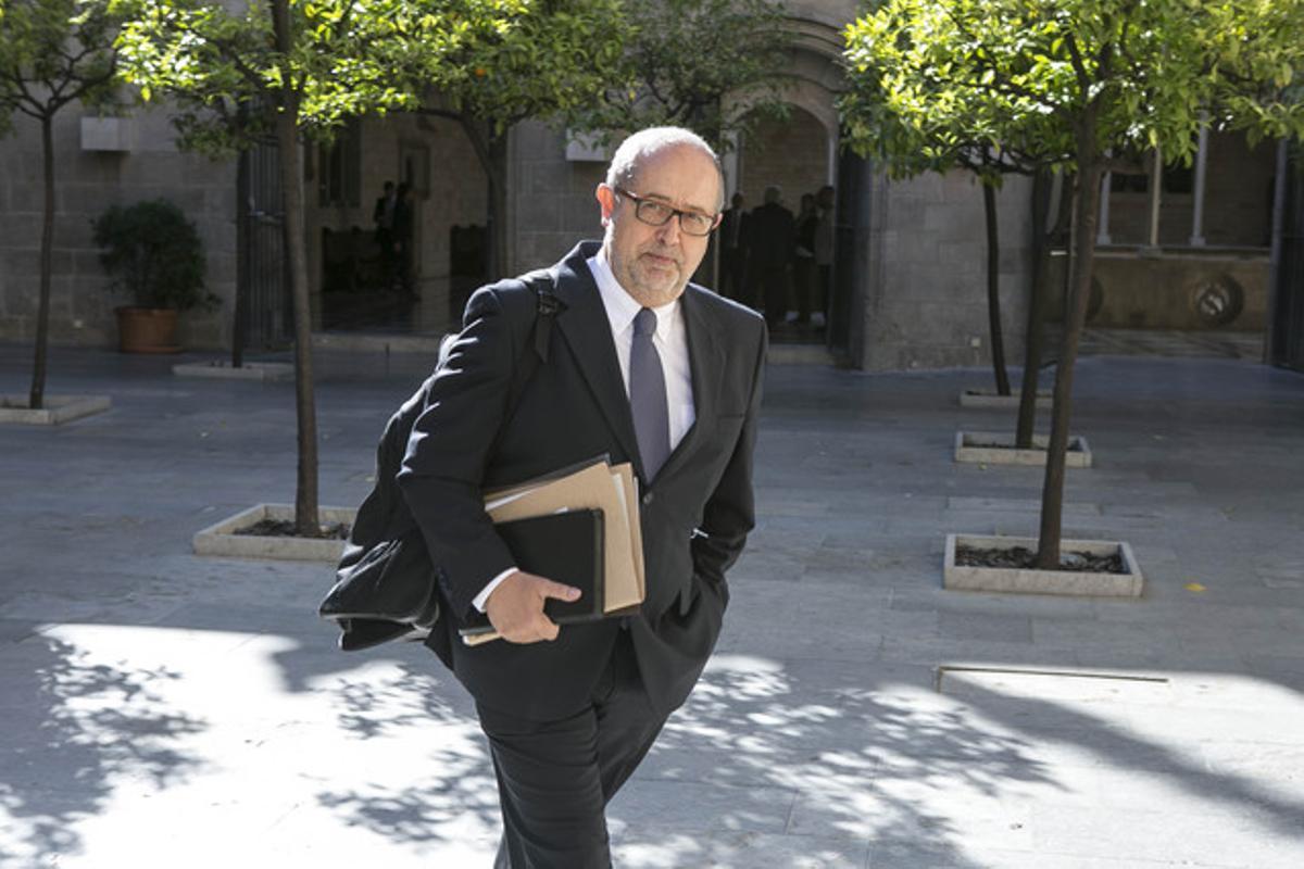 Felip Puig.