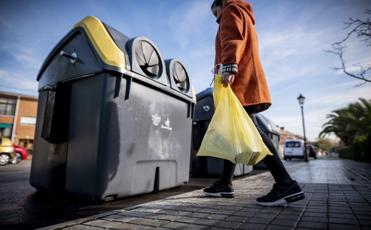 ¿Quién hay detrás del reciclaje?