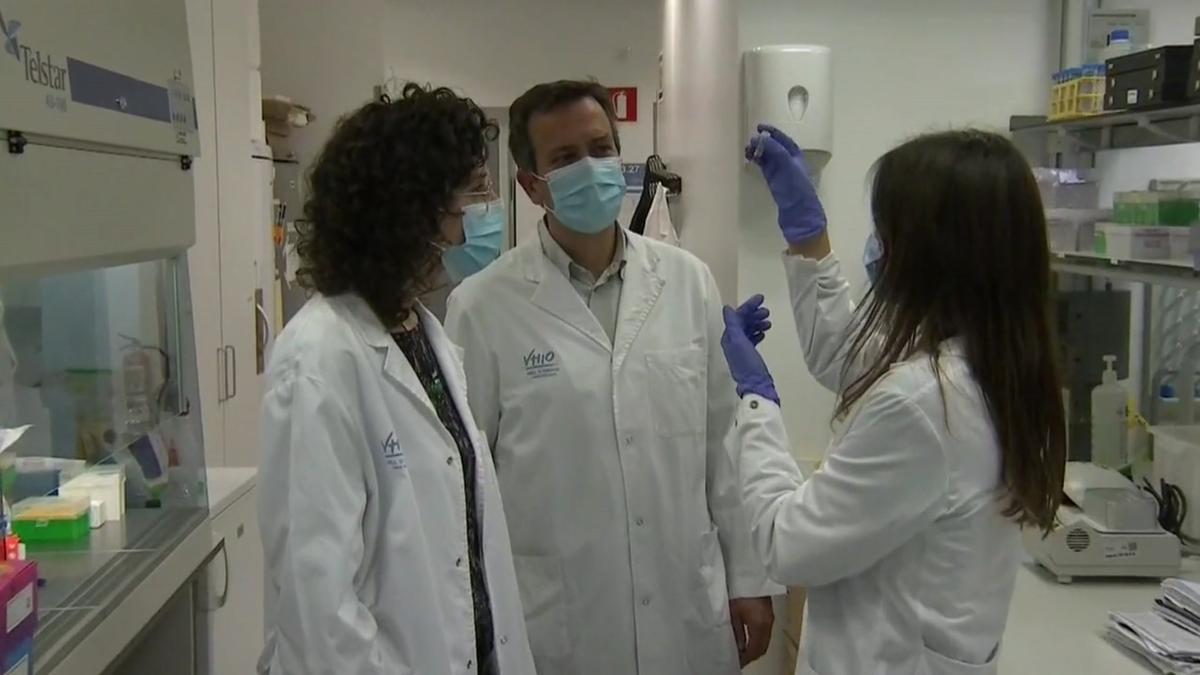Vall d'Hebron desarrolla una biopsia poco invasiva para metástasis cerebral.