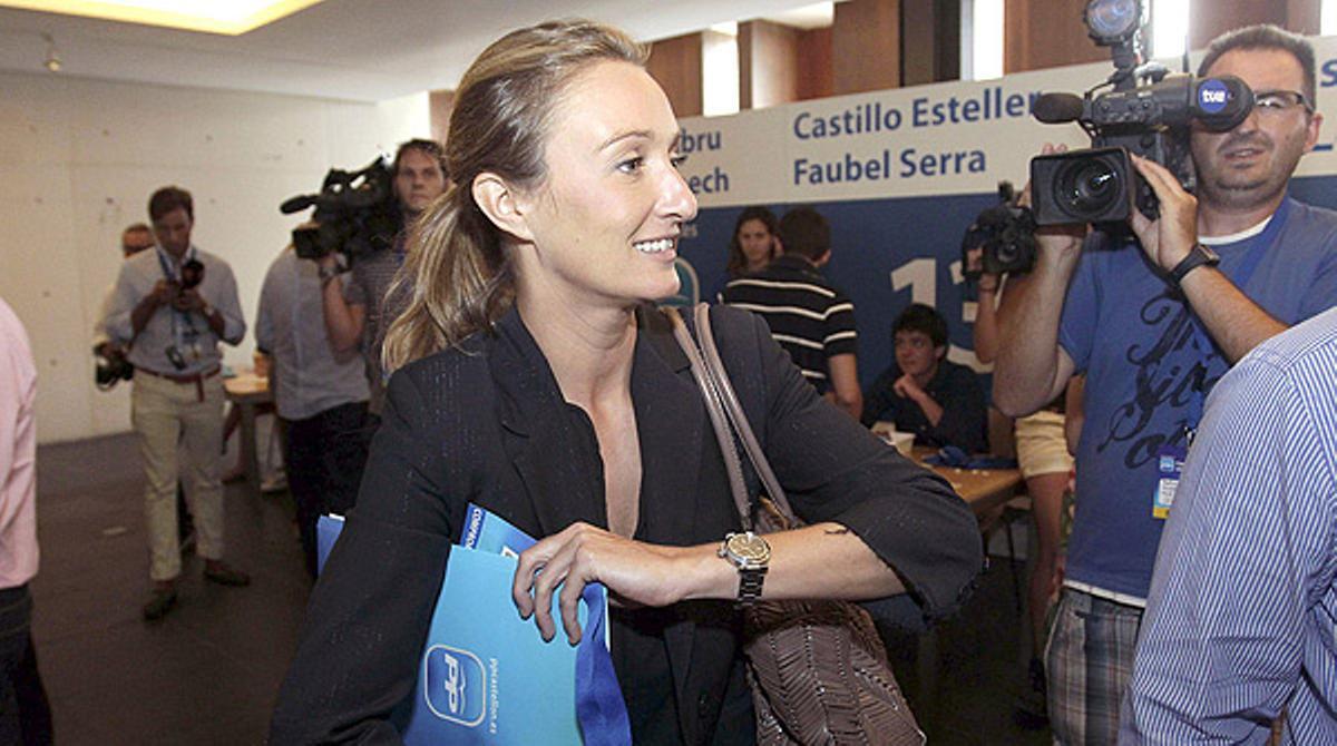 Videoclip de la canción 'Que se joda Andrea Fabra'.