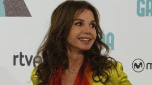 La actriz española Victoria Abril en el 'photocall' de la película 'Nacida para ganar' en julio del 2016