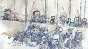 La fiscalia demana cadena perpètua per als responsables de l'atemptat contra Charlie Hebdo