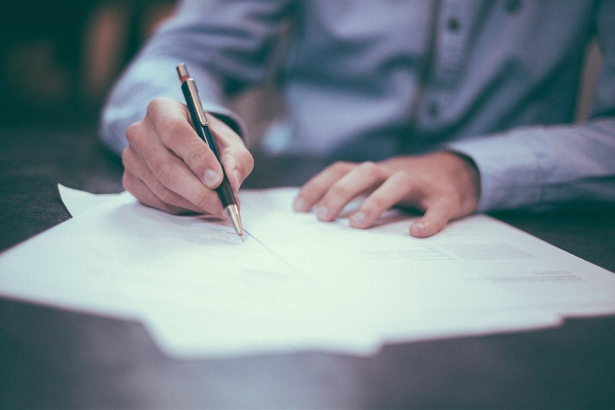 La firma de la hipoteca es uno de los pasos más importantes
